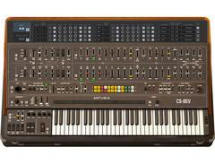 Arturia cs 80 v software synthesizer 00 s