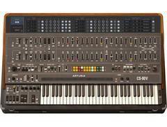 Arturia cs 80 v software synthesizer 01 s
