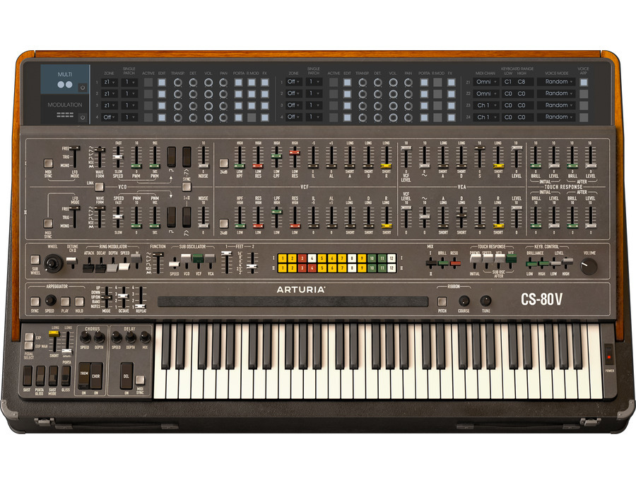 Arturia cs 80 v software synthesizer 01 xl