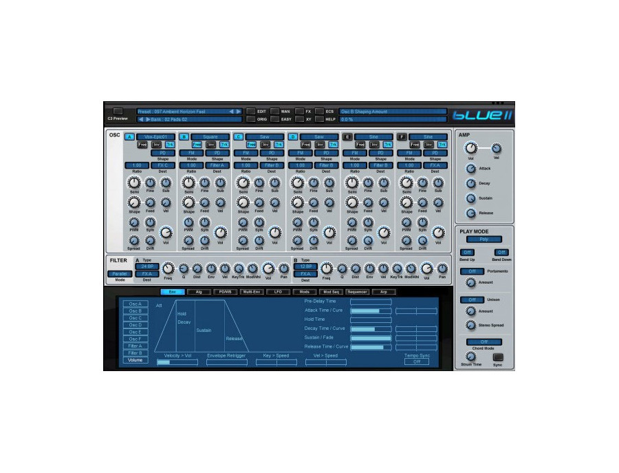 Rob papen explorer iii 00 xl