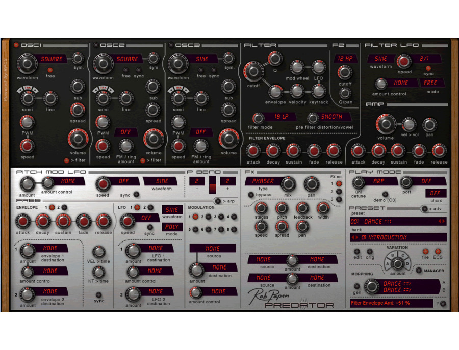 Rob papen explorer iii 01 xl