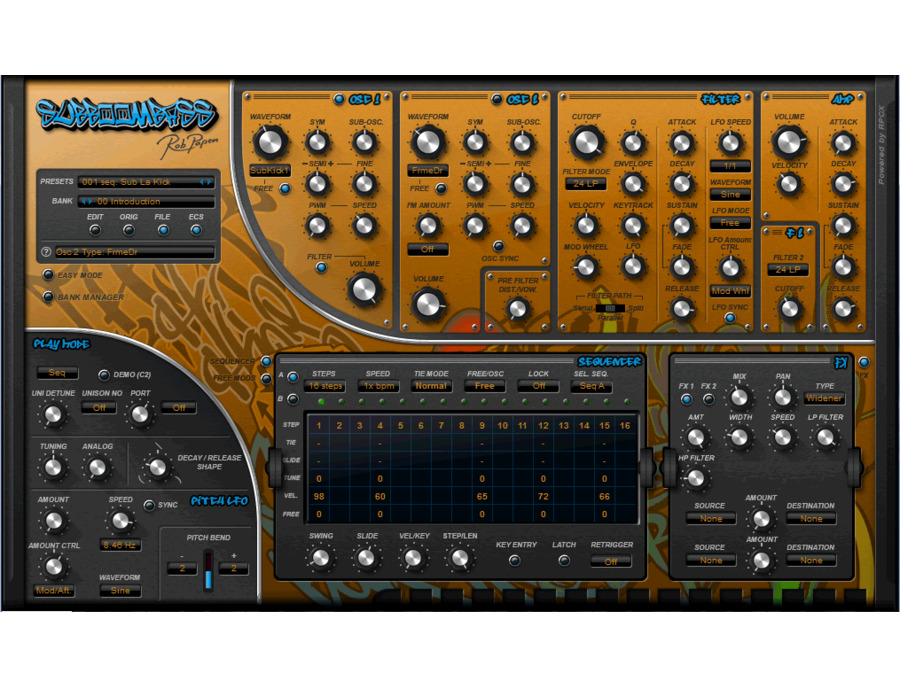 Rob papen explorer iii 04 xl