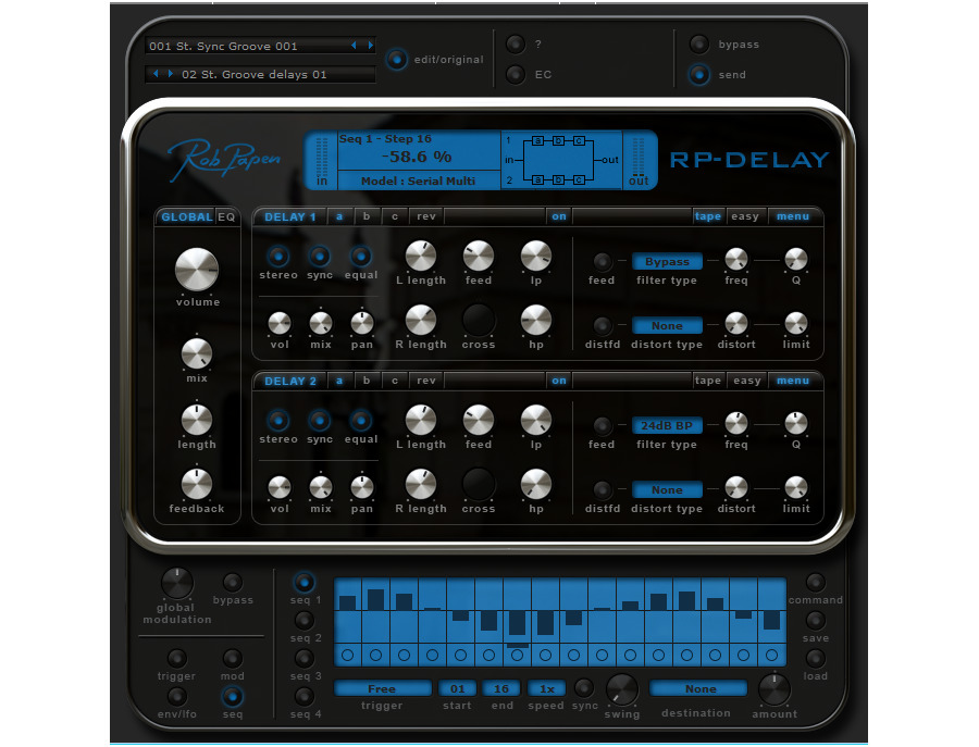 Rob papen explorer iii 07 xl