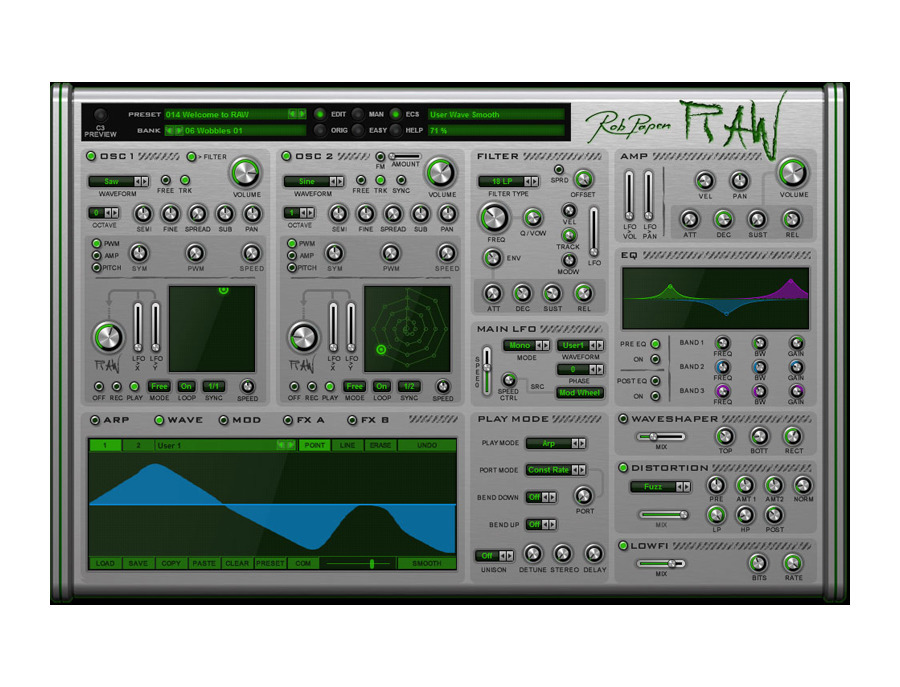 Rob papen explorer iii 11 xl
