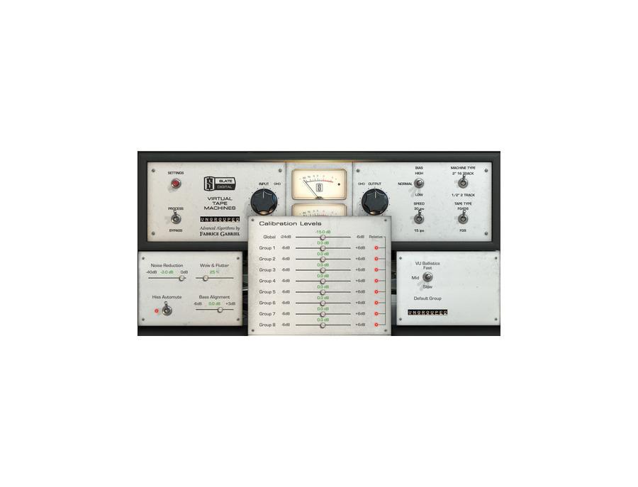 Slate Digital Virtual Tape Machines Plugin