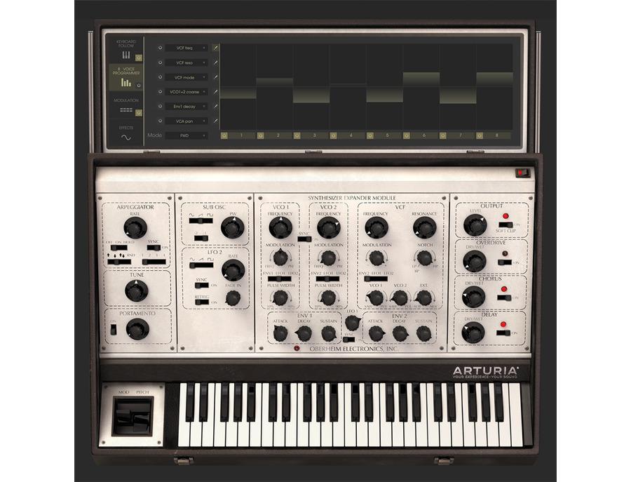 Arturia oberheim sem v software synthesizer 02 xl