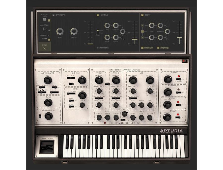 Arturia oberheim sem v software synthesizer 03 xl