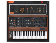 Arturia minimoog mini v software synthesizer 00 s