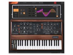Arturia minimoog mini v software synthesizer 01 s