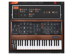 Arturia minimoog mini v software synthesizer 03 s