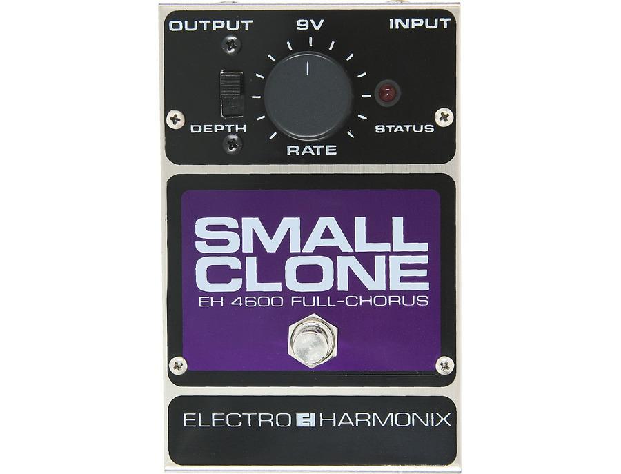 Electro harmonix small clone analog chorus 00 xl