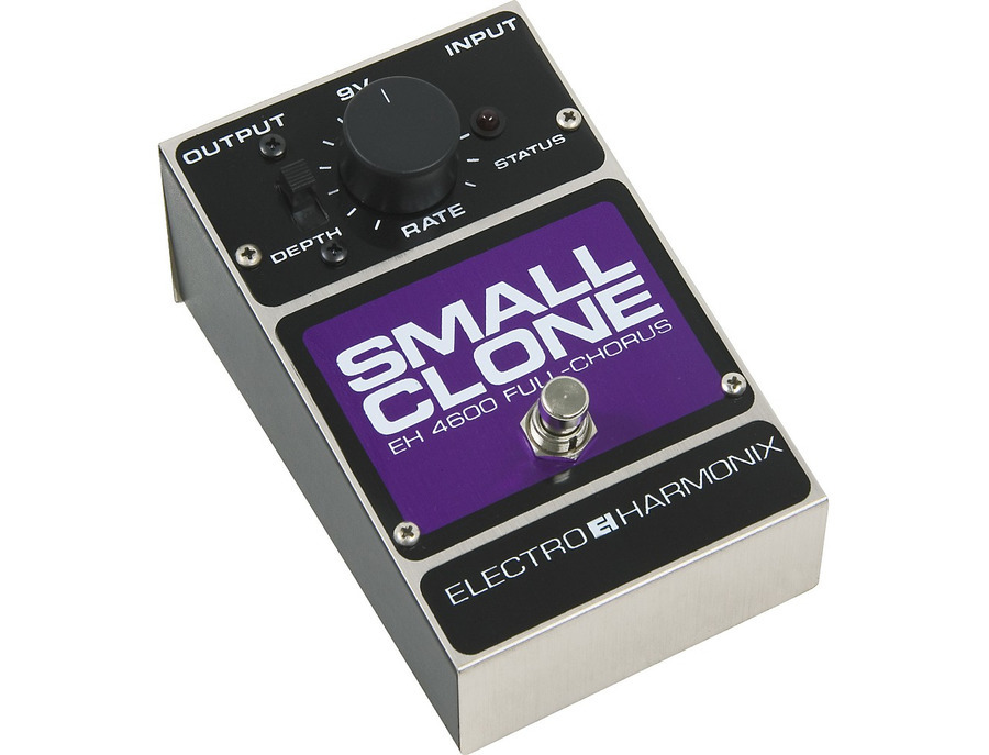 Electro harmonix small clone analog chorus 01 xl