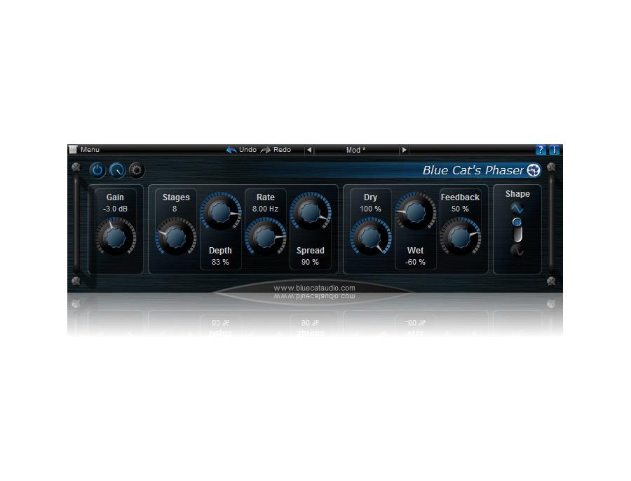 Blue cat audio blue cat s phaser 00 xl