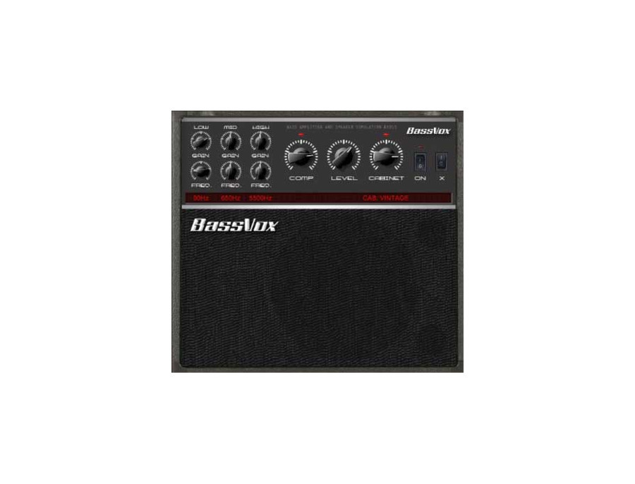Plektron guitar amp 2 free edition 01 xl