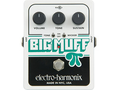 Electro harmonix big muff pi with tone wicker 01 s