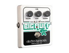 Electro harmonix big muff pi with tone wicker 02 s