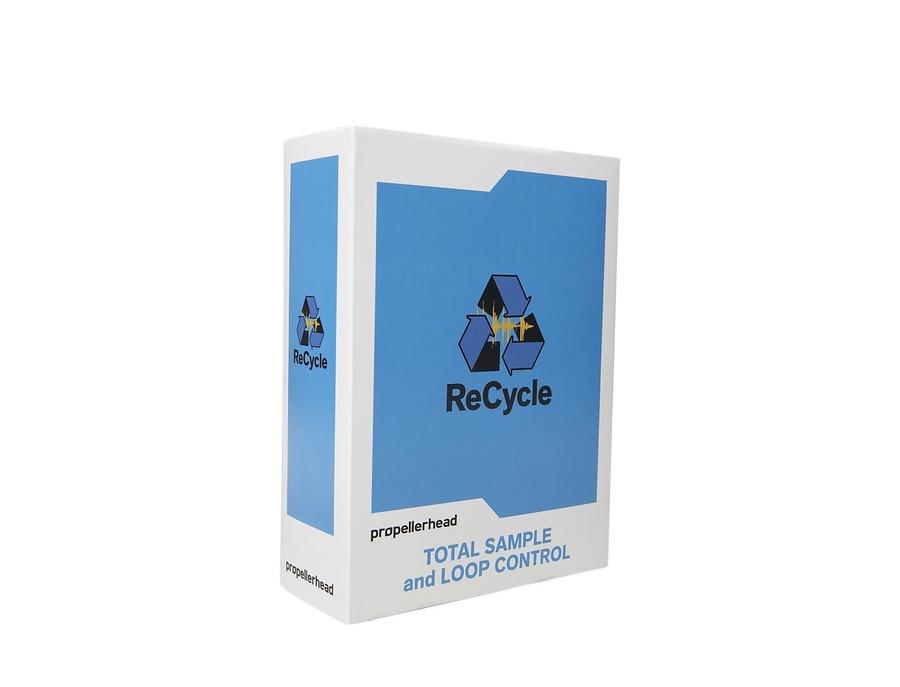 Propellerhead recycle 2 2 loop editing software 00 xl