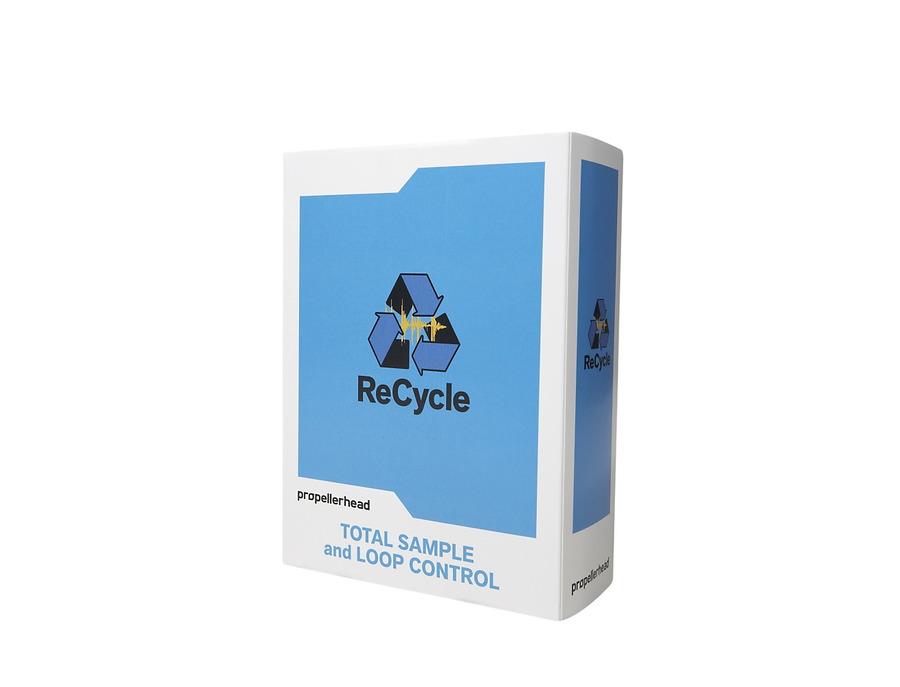 Propellerhead recycle 2 2 loop editing software 01 xl