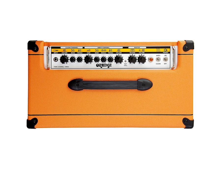 Orange amplifiers crush pro cr60c 60w guitar combo amp 00 xl