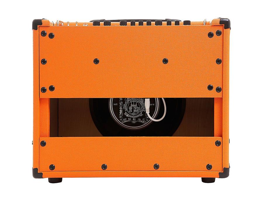 Orange amplifiers crush pro cr60c 60w guitar combo amp 01 xl