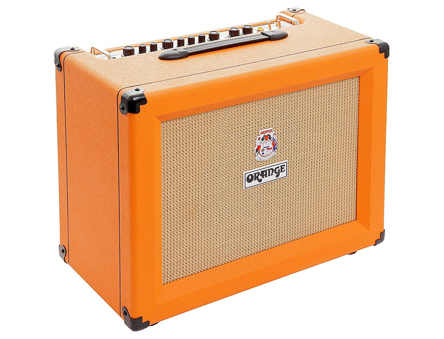 Orange amplifiers crush pro cr60c 60w guitar combo amp 02 xl