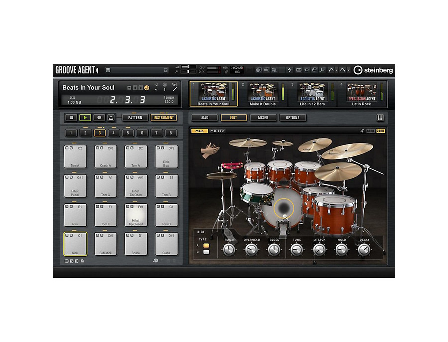 Steinberg groove agent 4 02 xl
