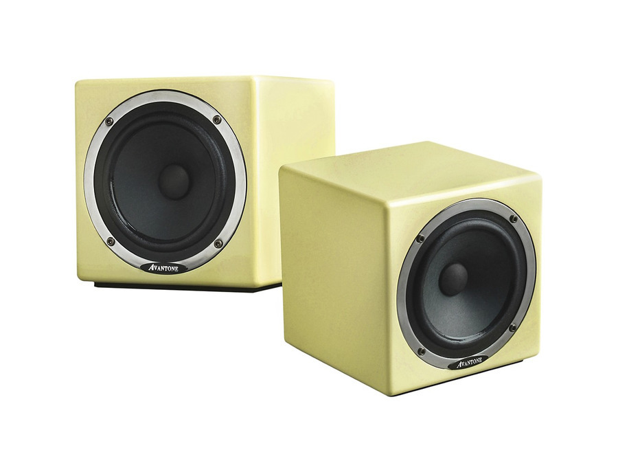 Avantone active mixcube powered full range mini reference monitors 00 xl