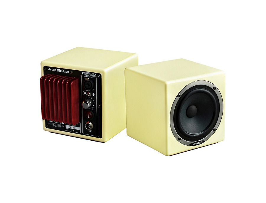 Avantone active mixcube powered full range mini reference monitors 03 xl