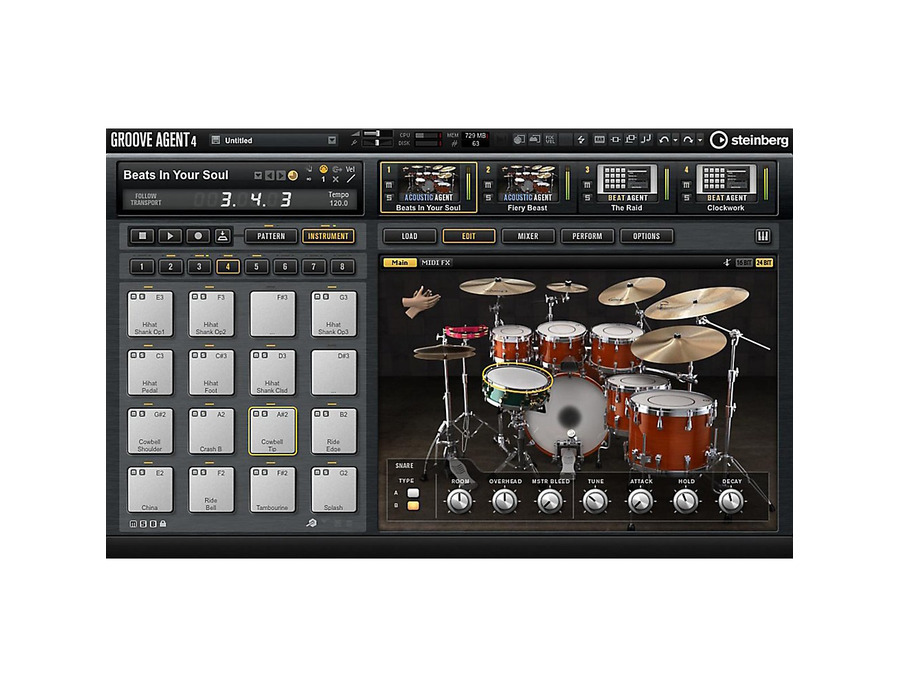 Steinberg absolute 2 vst instrument collection 04 xl
