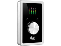 Apogee duet usb audio interface for ipad iphone and mac 00 s