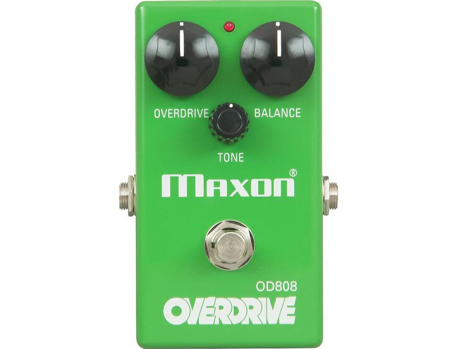 Maxon od808 overdrive 01 xl