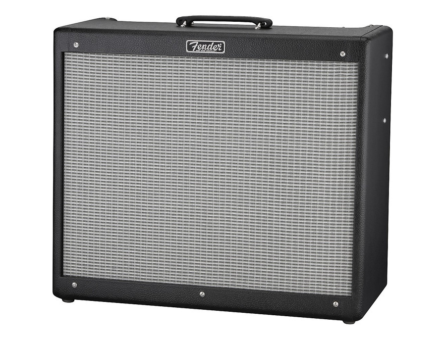 Fender hot rod deville 212 iii 60w 2x12 tube guitar combo amp 00 xl