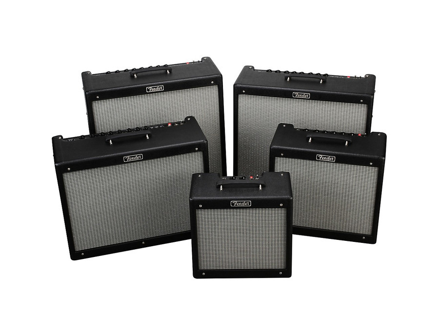 Fender hot rod deville 212 iii 60w 2x12 tube guitar combo amp 03 xl