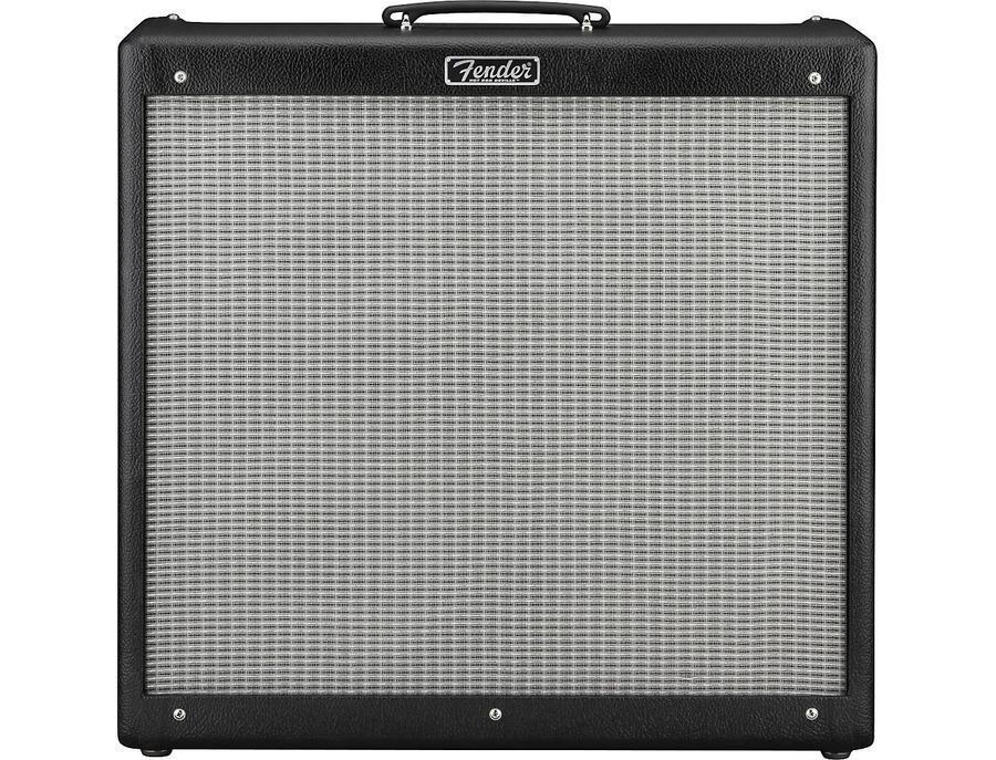 Fender hot rod deville 410 iii 60w 4x10 tube guitar combo amp 01 xl
