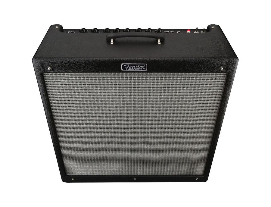 Fender hot rod deville 410 iii 60w 4x10 tube guitar combo amp 02 xl