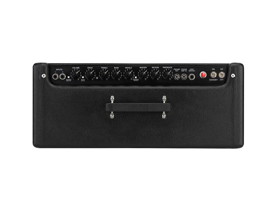 Fender hot rod deluxe iii 40w 1x12 tube guitar combo amp 02 xl