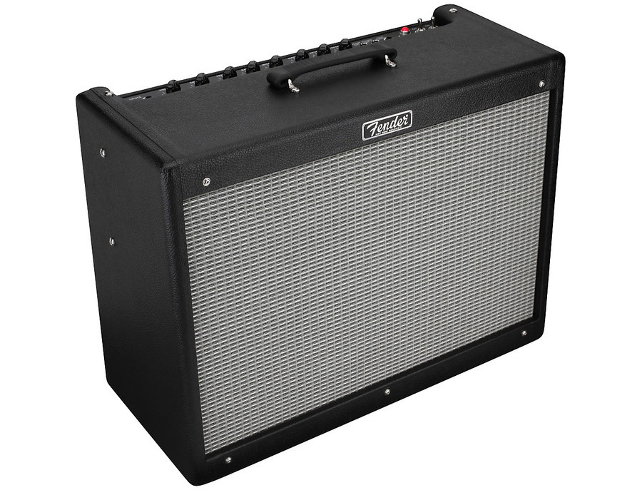 Fender hot rod deluxe iii 40w 1x12 tube guitar combo amp 05 xl