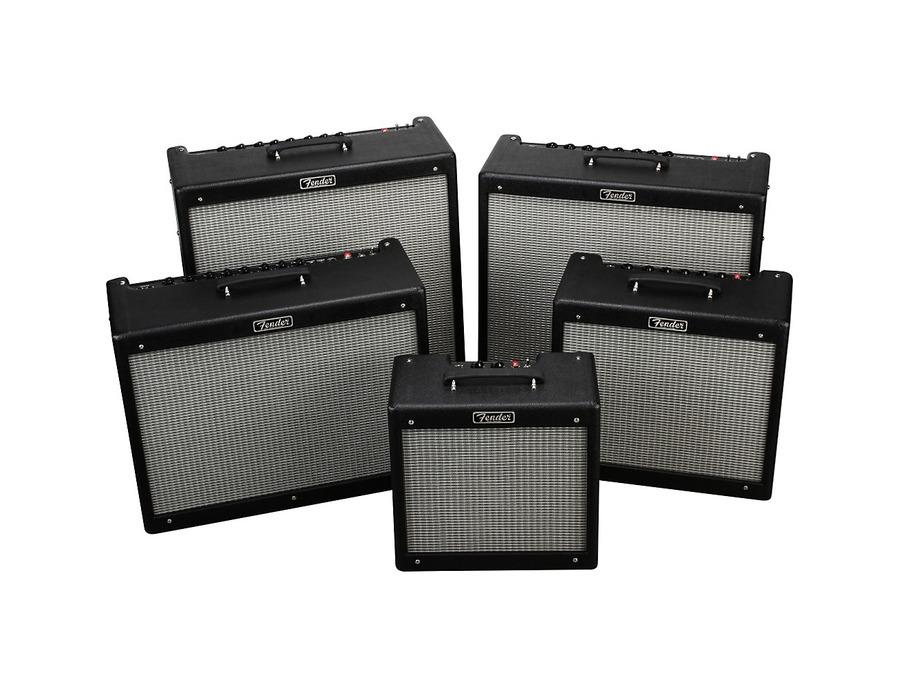 Fender hot rod deluxe iii 40w 1x12 tube guitar combo amp 06 xl