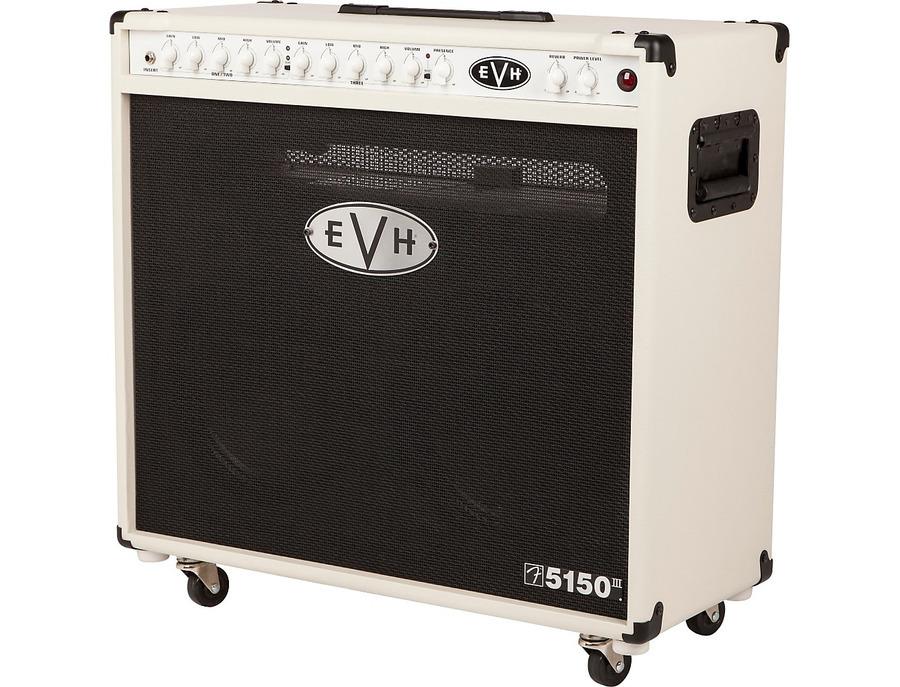 Evh 5150iii 50 watt 2x12 white 01 xl