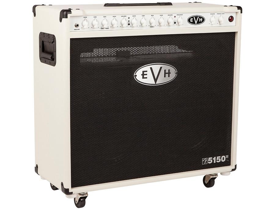 Evh 5150iii 50 watt 2x12 white 02 xl