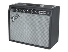 Fender 65 princeton reverb 15w 1x10 tube guitar combo amp 02 s