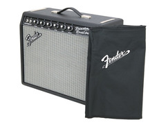 Fender 65 princeton reverb 15w 1x10 tube guitar combo amp 03 s