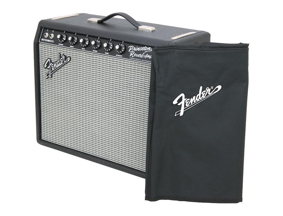Fender 65 princeton reverb 15w 1x10 tube guitar combo amp 03 xl