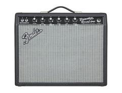 Fender 65 princeton reverb 15w 1x10 tube guitar combo amp 04 s