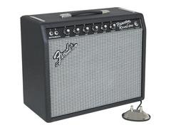 Fender 65 princeton reverb 15w 1x10 tube guitar combo amp 05 s
