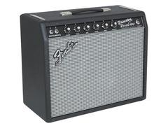 Fender 65 princeton reverb 15w 1x10 tube guitar combo amp 07 s