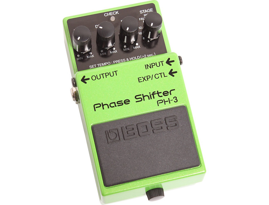 Boss ph 3 phase shifter pedal 00 xl