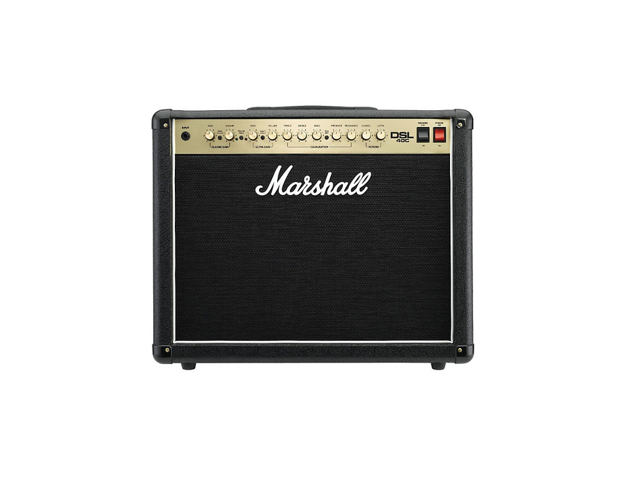 Marshall dsl 40c 00 xl