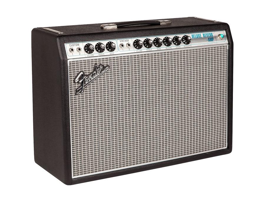 Fender 68 custom deluxe reverb guitar amplifier 00 xl