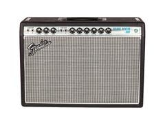 Fender 68 custom deluxe reverb guitar amplifier 01 s